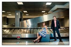 Airport Engagement Session-