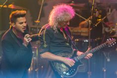 Queen Performs Freddie Mercury Solo Song 'Love Kills' for First Time Ever