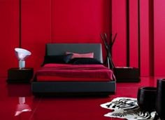 Ideias de cores na pintura para paredes de quartos