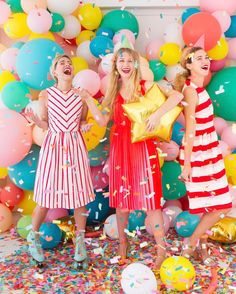Party Ideas and DIY's updated Fresh Daily! Premium Party Supplies @ohhappydaypartyshop San Francisco, CA