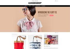 http://www.goodshipstore.com via @url2pin