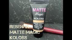 MATTE MAGIC KOLOSS - RESENHA
