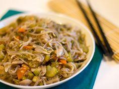 Mushroom Chop Suey Recipe - How to make Chinese at home