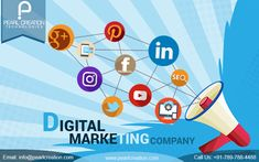 The Benefits of Using Digital Marketing as a Strategy for the Growth of a Company Seo Marketing, Internet Marketing, Social Media Marketing, Best Digital Marketing Company, Digital Marketing Services, Mobile App, Technology, Tech, Online Marketing