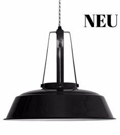 industrielampe, händelampe sand. beleuchtung für wohnzimmer, esszimmer, büro. metall lampe schwarz