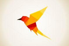 Check out Bird abstraction4 by Aleksandr-Mansurov.ru on Creative Market