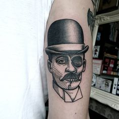 Nick Whybrow Tattooer