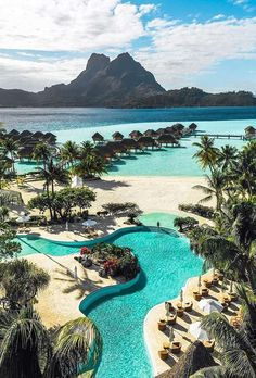 visit_borabora 🌈 Enjoying some of Bora Bora Magic! Popular Honeymoon Destinations, Honeymoon Places, Best Honeymoon, Romantic Honeymoon, Vacation Places, Dream Vacations, Vacation Spots, Places To Travel, Travel Destinations