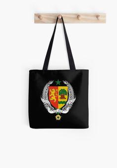 Coat of arms of Senegal by IMPACTEES