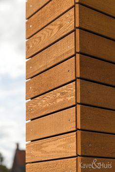 Roscobouw, in harmonie - Eigenhuisbouwen. Red Cedar, House Floor Plans, Flooring, Wood, Home, Home Plants, Woodwind Instrument, Timber Wood