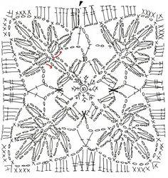 薔薇が美しい季節なので、薔薇のドイリーを編んでみました。  編み図です↓  通常のドイリーの編み方(反時計回り)ではなく、上に下に乱高下しながら編...