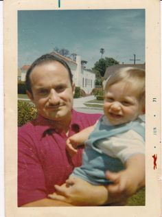 Victor & Davy June 1971