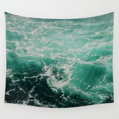 Niagara Falls Blue Wall Tapestry by bafogarty Blue Tapestry, Wall Tapestry, Yahoo Images, Niagara Falls, Vivid Colors, Image Search, Tapestries, Hand Sewn