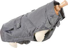Weatherproof jacket grey - zolux.com #dog #zolux