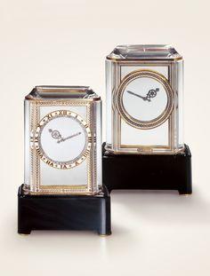 Cartier mystery clocks