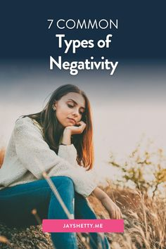 Learn how to stop letting negativity from taking over your life. Jay Shetty shares the 7 different types of negativity that can control your life. Jay shares simple tips to help us better deal with negativity when it appears. I'm Jay Shetty - an author, podcast host, former monk, and purpose coach. My vision is to make wisdom go viral in an accessible, relevant, & practical way. Removing Negative Energy, Train Your Mind, Negative People, That One Friend, Not Good Enough, Out Loud, Self Development, New Books, Storytelling