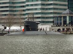 Royal Netherlands Navy Walrus-Class Submarine HNLMS Bruinvis S810 /19/12/2012/ by philip bisset, via Flickr