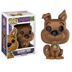 This is a Funko Scooby Doo POP Scooby Doo Vinyl Figure which is produced by one of our favorite companies,Funko. Scooby looks great in Funko POP Vinyl form and