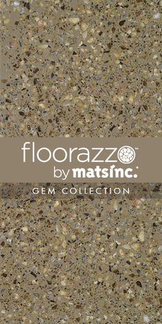 #Terrazzo #Tile #Flooring ? // #Floorazzo ™ #Gem Collection // Grand Canyon // Learn more & order samples here http://matsinc.com/commercial-flooring-products/contract-flooring/terrazzo-tile-flooring/floorazzo-gem.html