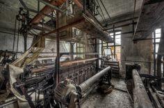 Webmaschine - Old Loom | by daknoll