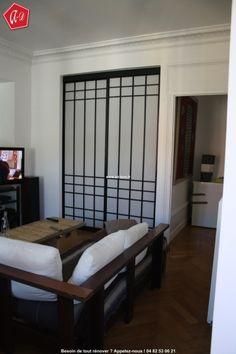 paroi japonaise coulissante pour un effet exotique en id es d corative cloison japonaise. Black Bedroom Furniture Sets. Home Design Ideas