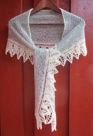 Bilderesultat for strikke bunadsjal