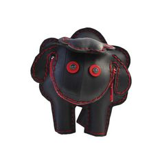 Baa baa, cool little black sheep. Zipper-mouth, recycled rubber. You're mine.
