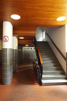 Alvar Aalto - Neue Vahr (Interior)