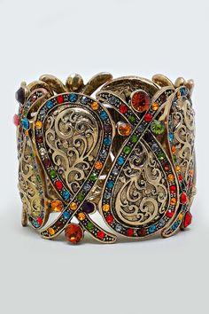 https://www.bkgjewelry.com/ruby-rings/190-18k-yellow-gold-diamond-ruby-solitaire-ring.html Women's Crystal Fashion Bracelets | Jewelry Accessories | Emma Stine Limited