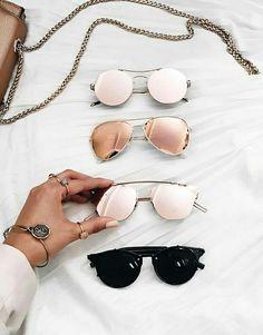 fashion, sunglasses, and style-bild