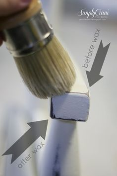 Annie Sloan Chalk Paint Tutorial for Furniture
