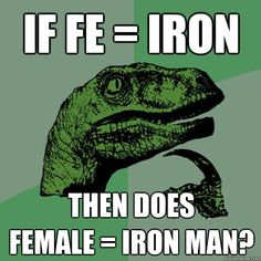 Oh yeah....it totally does.....Philosoraptor rules!