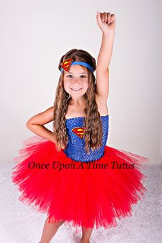 ready to ship super hero inspired tutu dress girls size newborn 3 6 9 12 18 months 5 6 7 8 10 12 birthday halloween costume - 4t Halloween Costumes Girls