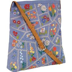 cath kidston floral tote - this is on my wishlist