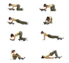 ab dolly exercises
