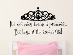 One day.. In the room of my baby girl..