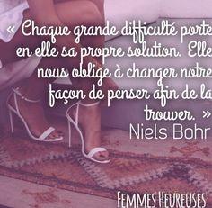 Si rien ne change, modifie ta façon d'agir ainsi que ta façon de penser...