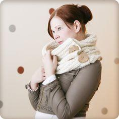 bulky scarf, 2013