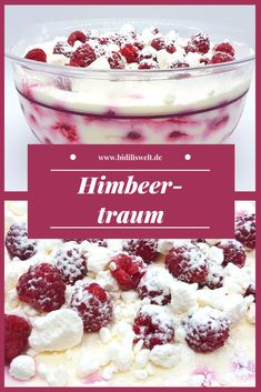 Recipe for a super delicious dessert - raspberry dream - raspberry - delicious, sweet .-Rezept für einen super leckeren Nachtisch – Himbeertraum – Himbeere – lecker, s… Recipe for a super delicious dessert … - Quick Dessert Recipes, Easy Cheesecake Recipes, Easy Cookie Recipes, Easy Desserts, Delicious Desserts, Easy Recipes, Easy Vanilla Cake Recipe, Chocolate Cake Recipe Easy, Chocolate Chip Recipes