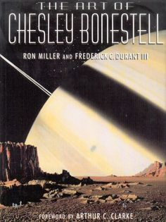 Astrona: Chesley Bonestell Space Art | Space and Astronomical Art Journal