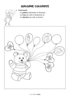 Fise de Lucru - Editura Caba - Carti, caiete de lucru, materiale didactice Montessori, Worksheets, Children, Kids, Kindergarten, Activities, Teaching, School, Giraffe Illustration