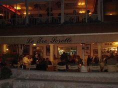 "Fave restaurant in Positano, Italy  Amalfi Coast ""The Three Sisters"""