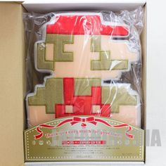 Super Mario Bros. Dot Mario Cousion Club Nintendo Famicom NES Character JAPAN #ClubNintendo