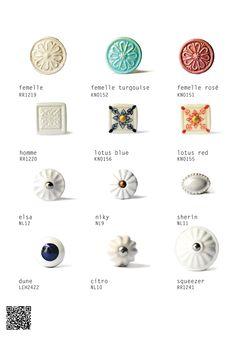 #Möbelknöpfe aus #keramik #knaeufe von #knaeufe.de #möbelgriffmanufaktur aktueller #Katalog2015 #keramikknöpfe #möbelknopf aus keramik