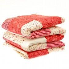 Přehozy a deky z patchworku Scrappy Quilts