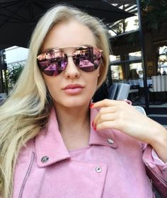 840aed0099387 Pink Vibes Dior Reflected Pixel Modelo disponível na nossa loja virtual   www.envyotica.