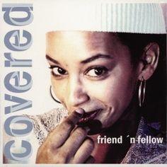 Friend 'N Fellow Covered LP Vinil 180 Gramas RUF Records Alemanha 2006 - Vinyl Gourmet