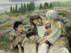 Come Little Children - Other Wallpaper ID 59495 - Desktop Nexus Abstract