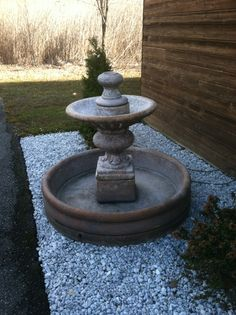 Tiered Fountain Worth Over 1500 But Delaware Furniture Exchange Price 695 This Piece Is Huge