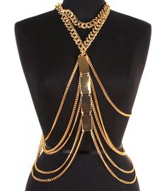 PWB5220 - Body chain - $24.99 : Shop Trendy Jewelry and Accessories, Peeny Wallie Boutique